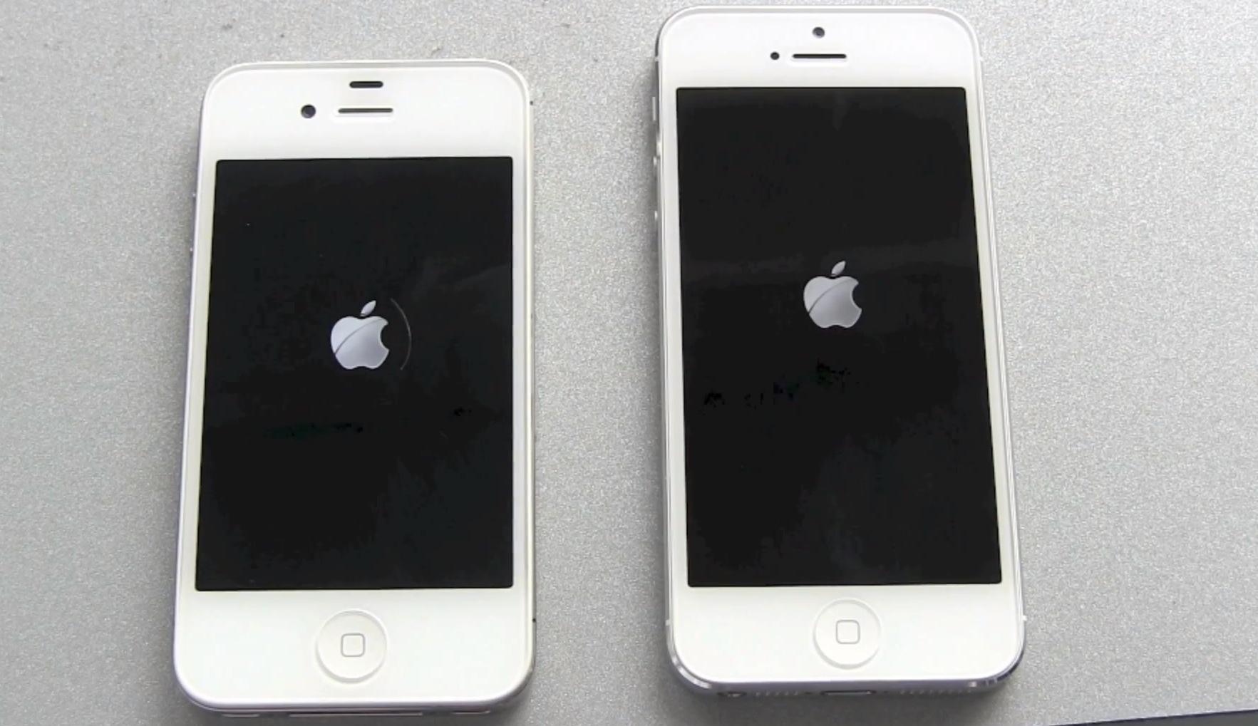 IPhone 5 Vs 4S Technikfaultier