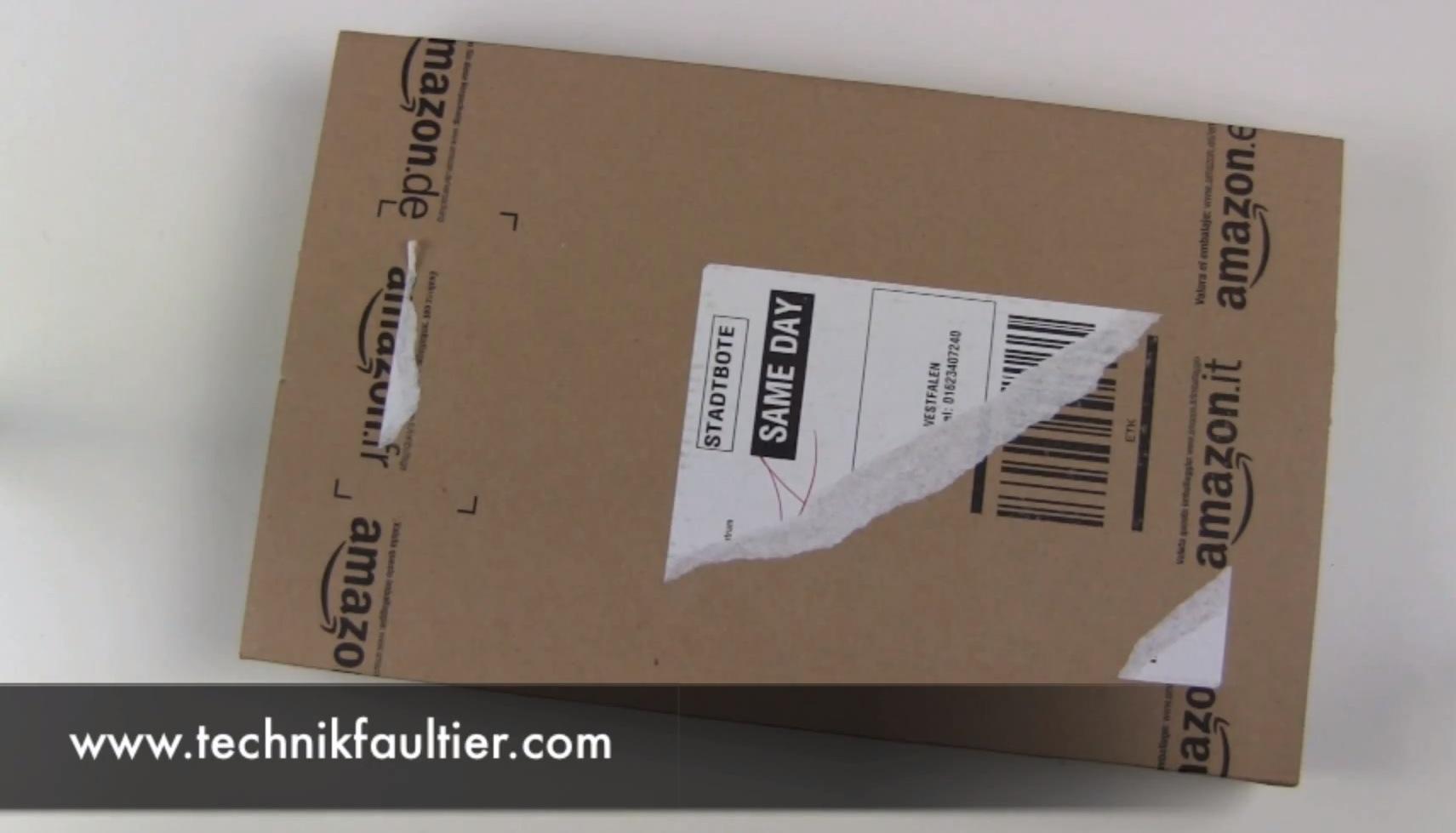 Amazon Evening Express Nicht Pünktlich